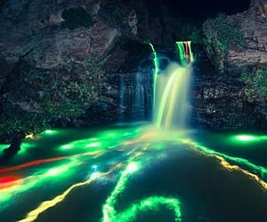Neon Luminance: Long-Exposure Series by FTL