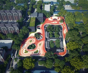 Le Cheng Kindergarten, Beijing, China / MAD