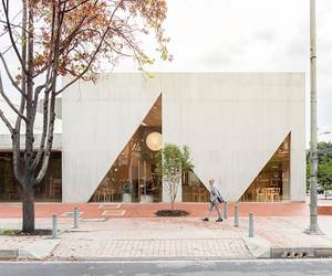 Studio Cadena's Masa Restaurant In Bogotá