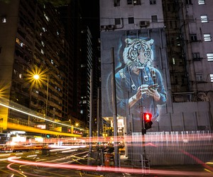 Julien Nonnon's Safari Urban – HK Zoodiac Series