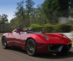 Supercharged Corvette Speedster