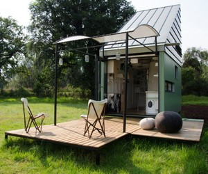 Idaladla, A Prefabricated Tiny House