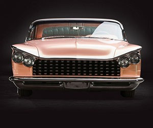"1959 Buick Invicta ""Peaches and Cream"""