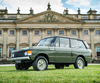 1970 RANGE ROVER – CHASSIS #001