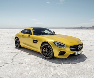 Mercedes unveiled the AMG GT