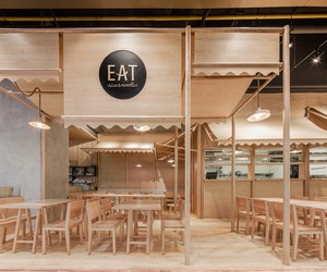 Eat Rice & Noodle Restaurant in Bangkok by Onion