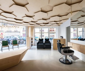 Les Dada East Hair Salon by Joshua Florquin