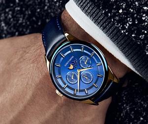 Filippo Loreti Venice Moonphase Blue Gold
