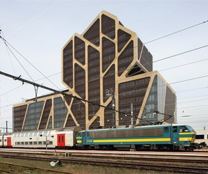 Hasselt Court of Justice by J. Mayer H. Architects