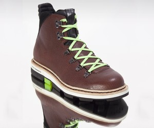 Yohji Hike Trainer - Mid Brown Y-3