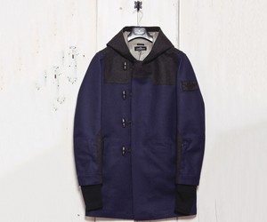 Lazorcut Duffle Coat Stone Island Shadow project