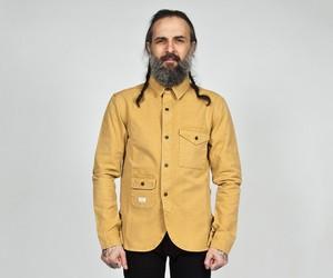 Han Kjobenhavn Army shirt duck