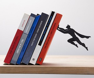 Book & Hero Saves Novels From a Tragic Fall