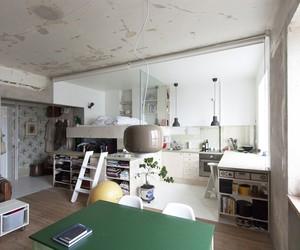 HB6B apartment in Stockholm by Karin Matz