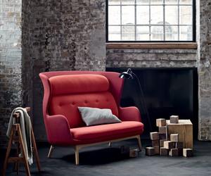 Ro sofa by Jaime Hayon for Fritz Hansen