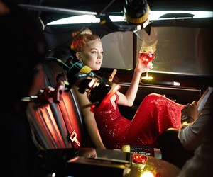 CAMPARI CALENDAR 2016 SHOOTING WITH KATE HUDSON