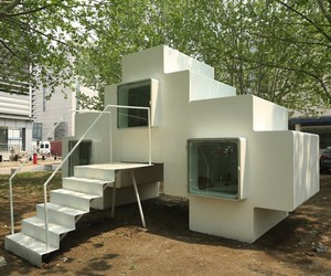 Tiny Modular Home Design