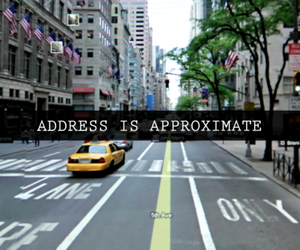 Address is Approximate, Incredible Stop Motion