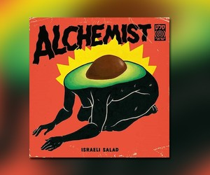 Israeli Salad by Alchemist (Full Album)