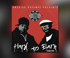 "GangStarr - ""Hard To Earn"" Remix EP"