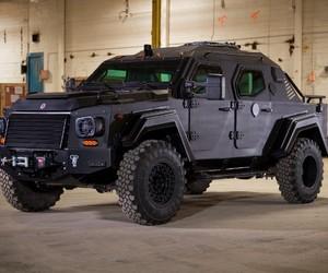 Gurkha Armored Vehicle