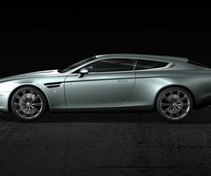 Aston Martin Virage Shooting Brake