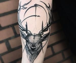 Awesome Sketch-like Tattoos by Frank Carrilho