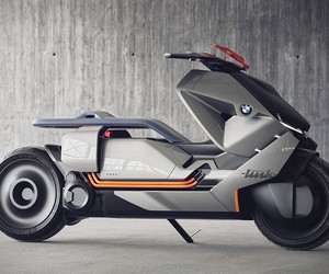 BMW Link Concept Motorcycle