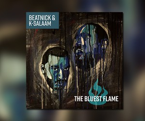 "Beatnick & K-Salaam- ""The Bluest Flame"" (Stream)"
