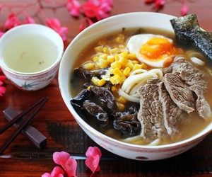 Beef Ramen