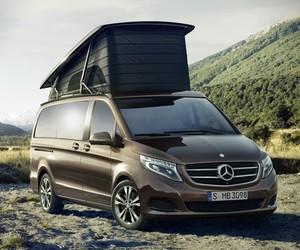 Mercedes Marco Polo Camper Van