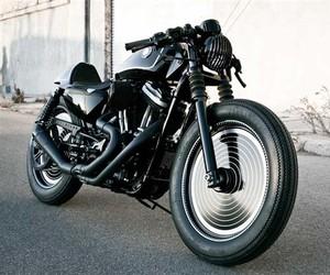 Technics x Harley Davidson Motorcycle
