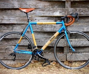 Bamboo Bikes