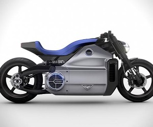 200 HP Electric Motorcycle