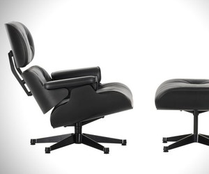 Limited Edition Black Eames Chair