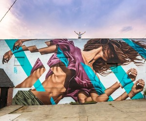 New Mural by Street Artist James Bullough