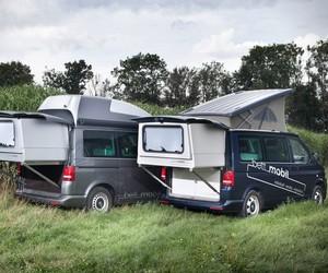 Bett Mobil VW Camper Van