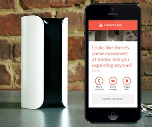 World's First Smart Home Security Device