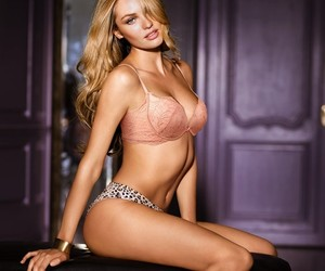 Sweet Candice Swanepoel Mind Blowing Lingerie