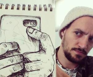 Cartoonbombing by french Illustrator Troqman
