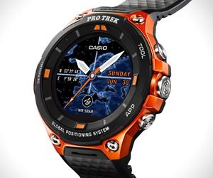 Casio Pre Trek Outdoor Smartwatch