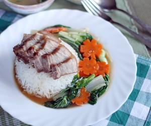 Cathy's Lechon Rice