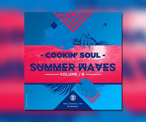 "Cookin Soul – ""Summer Waves Vol. 6"" (Mixtape)"