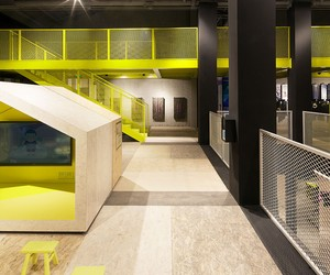 Coordination Asia Designs new Kids Museum of Glass