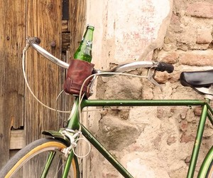 Cruzy Kuzy Leather Bike Cup Holder