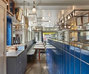 Da Portare VIA restaurant in Utrecht by Studio Mod