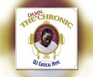 "DJ Critical Hype - ""The Damn. Chronic"" // Mashup"
