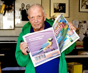 David Bailey Interview