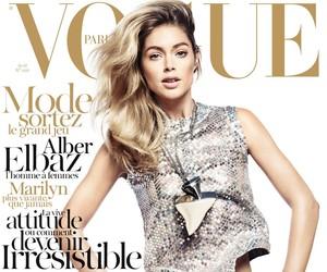Preview of Vogue Paris April 2012 Issue