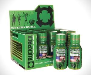 RuckPack Combat Energy Drink